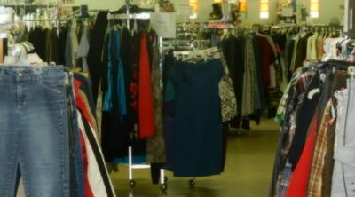 Center Street Thrift Store