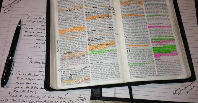 Bible Study  image