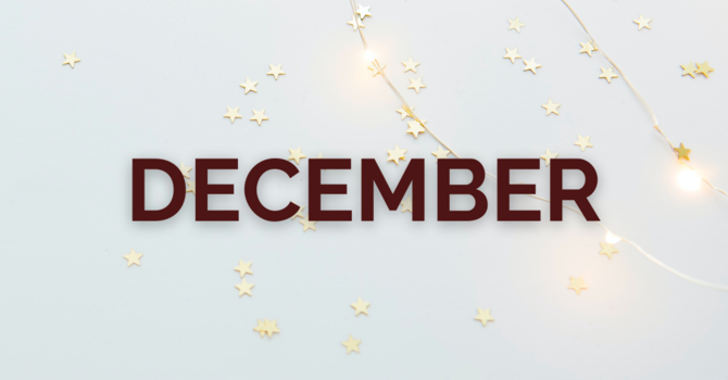 December News image