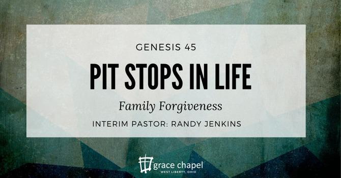 Family Forgiveness