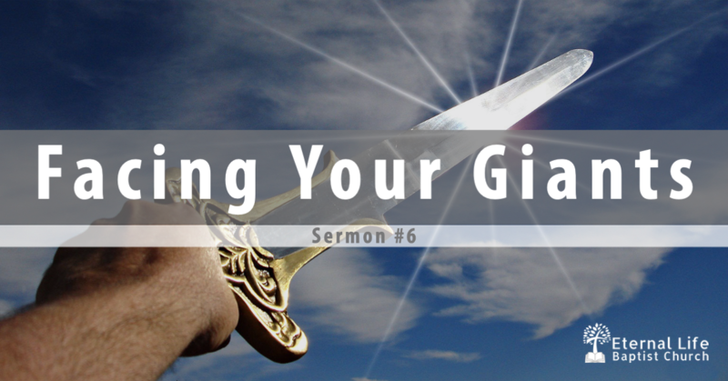 Facing Your Giants #6