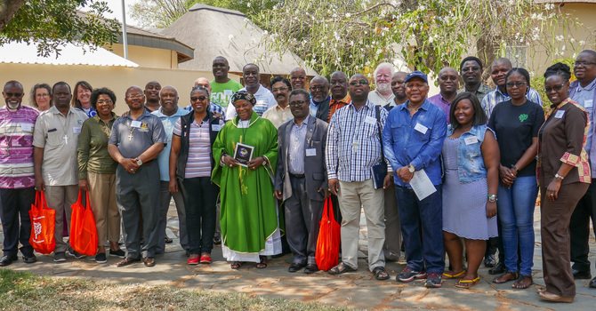 Resources from ECOBISHOPS AFRICA 2018 image