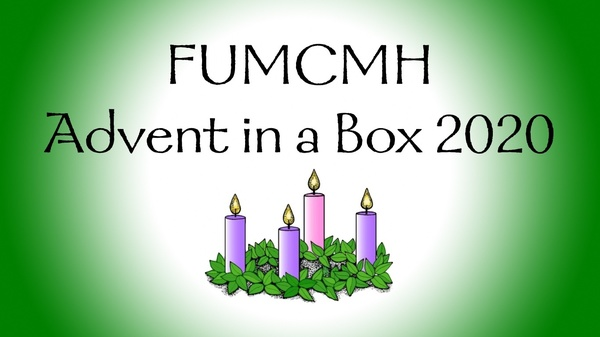 Advent in a Box
