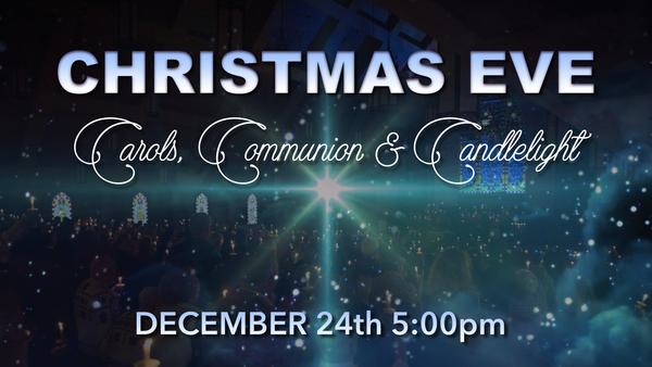 Carols, Communion and Candlelight