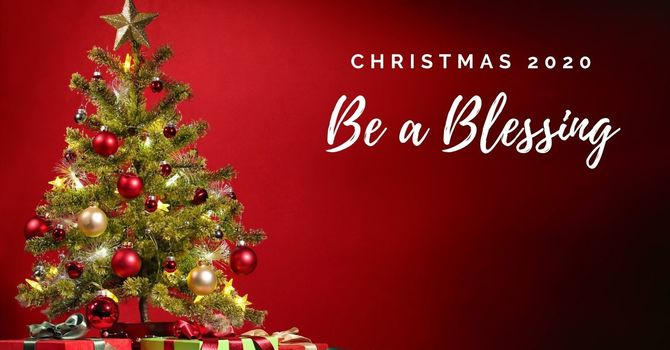 Be A Blessing image
