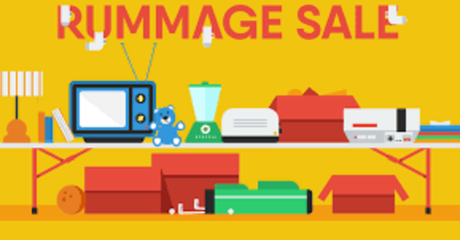 Rummage Sale at St. Margaret's Cedar Cottage