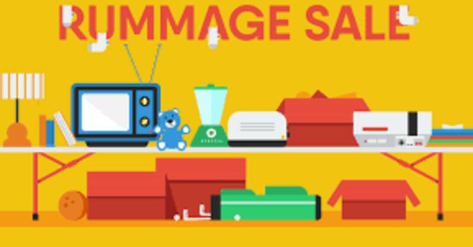 Rummage Sale at St. Margaret's Cedar Cottage