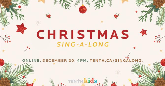 Christmas Sing-A-Long image