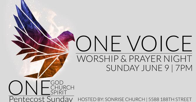 One Voice - Worship and Prayer Night