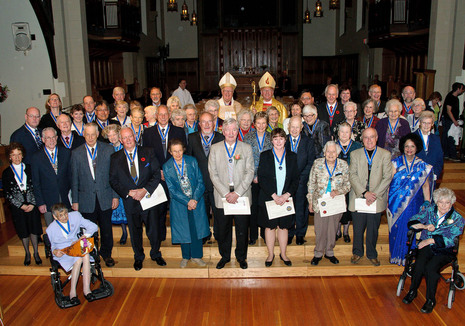 ODNW Recipients for the Inaugural Year 2009