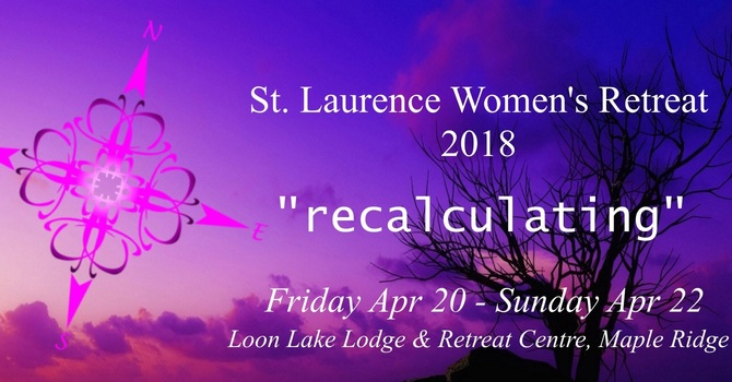 Register Now for the Women's Retreat image