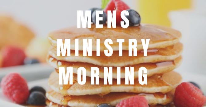 Mens Ministry Morning