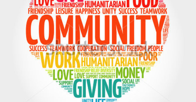 A Community Founded Upn Love