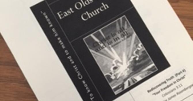 Church Bulletin for February 5, 2017 image