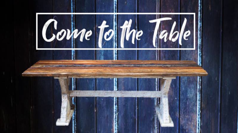 Reclaiming The Table