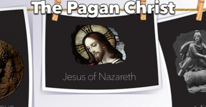 The Pagan Christ image