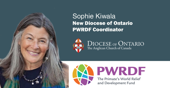New PWRDF Coordinator for the Diocese of Ontario image