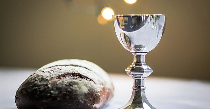 Eucharist and Sunday Reading Discussion