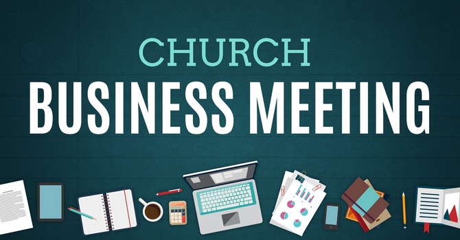 Church Business image