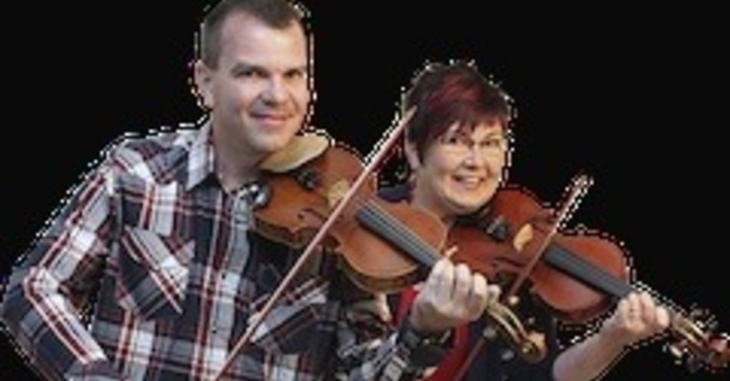"""Fiddlin' Around"" - Scott Woods Concert"
