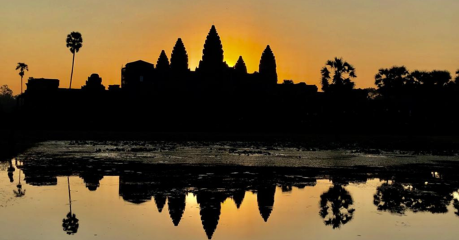 Cambodia is Our Central, Long-Term Missions Focus  image