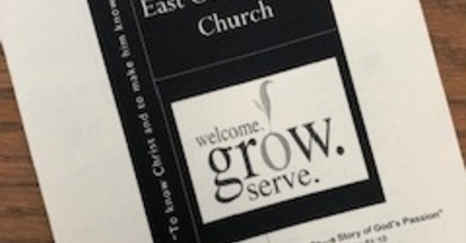 February 24, 2019 Church Bulletin image