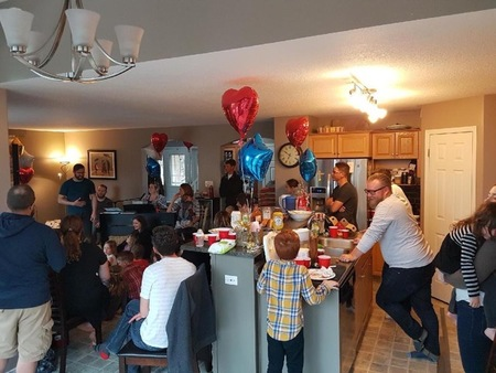 Family Encounter Night Testimony