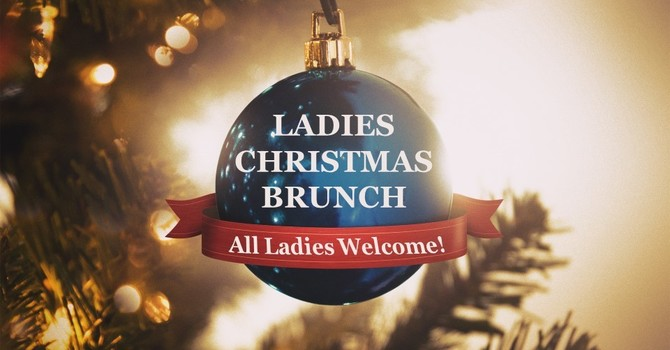 Ladies Morning Out Christmas Brunch