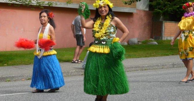 Maureen In Caribbean Days Parade image