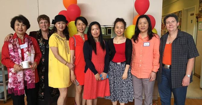 A Pentecost Birthday Party! image