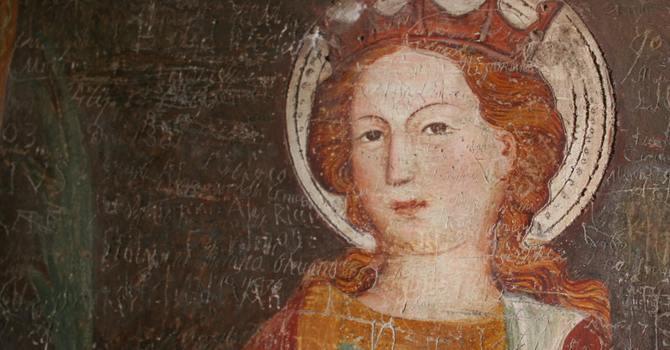 Remembering the Saints image