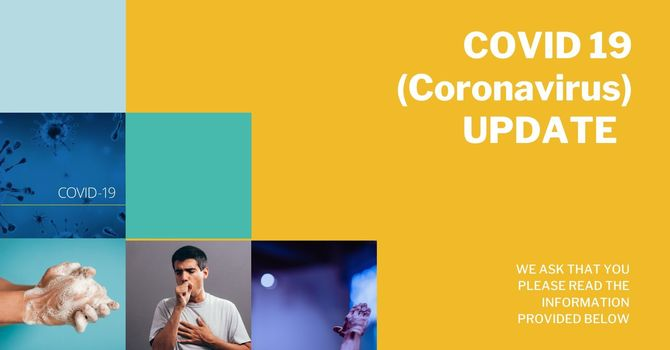 Addressing COVID 19 (Coronavirus) image