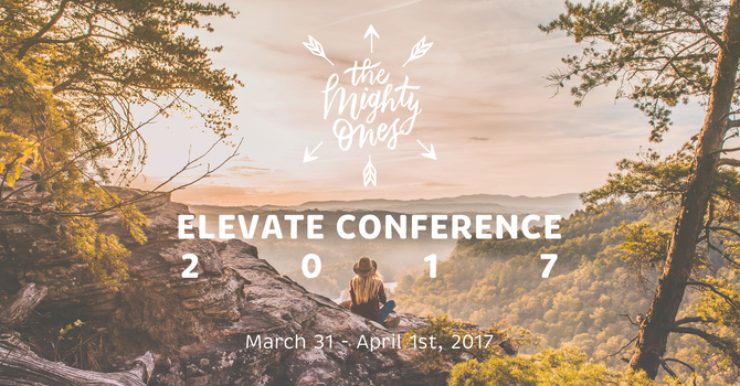 Elevate Conference with Megan Fate Marshman image