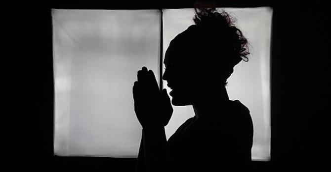 Prayer and.... pride. image