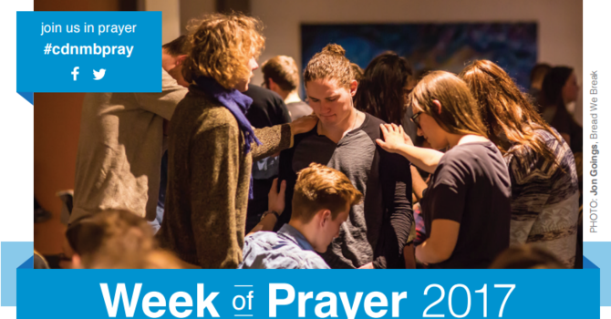 Week of Prayer image