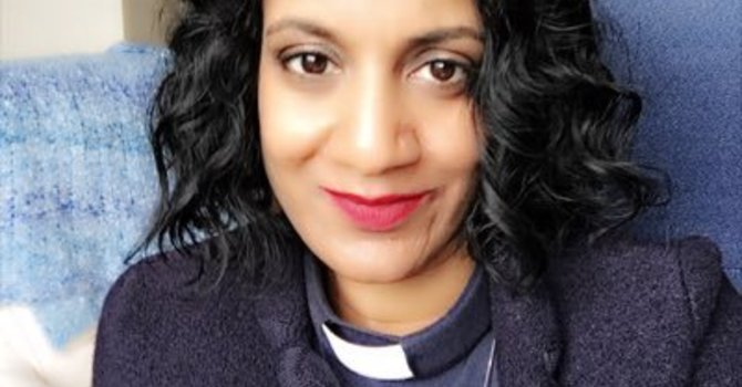 Aneeta Saroop Appointed Incumbent, St Mary of the Incarnation image