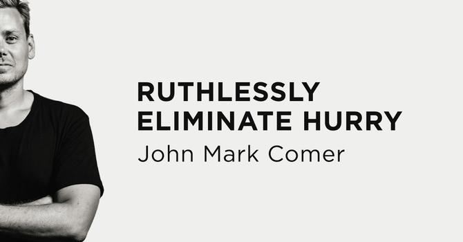John Mark Comer