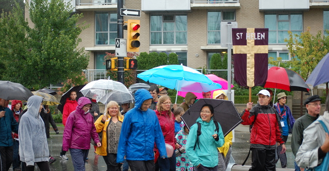 Reflection on the Liturgy of Reconciliation and the Walk for Reconciliation, September 22nd, 2013 image