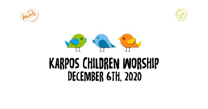 201206 Elementary Sunday Worship