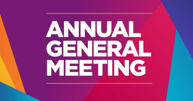 St Peter and St Paul's Annual General Meeting