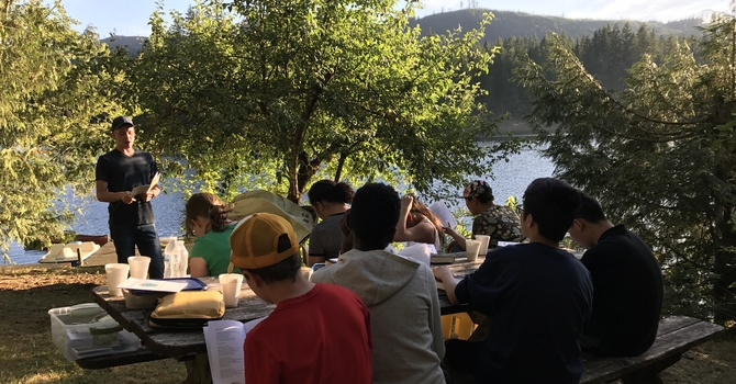 Teen Camping Trip