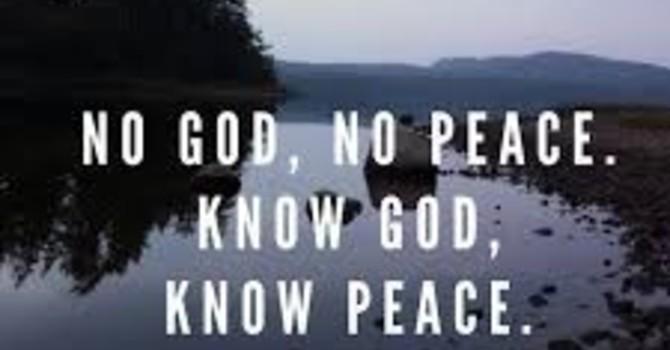 Knowing God Part Three