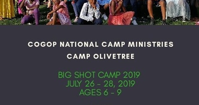 Big Shot Camp