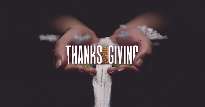Thanks AND Giving Week 1