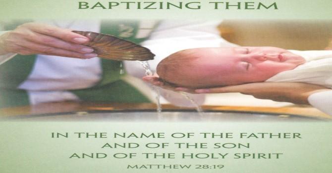 Worship Service Bulletin - Holy Trinity Sunday image