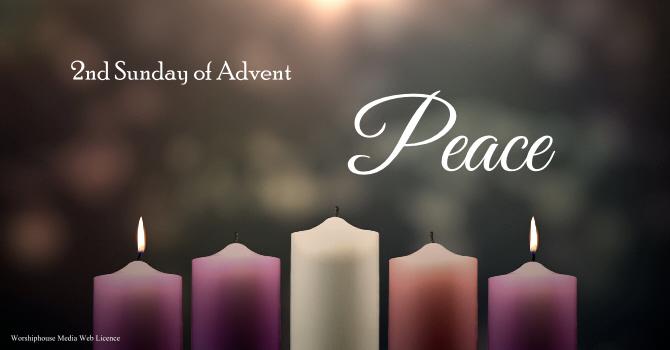 December 6 On-Line Sunday Service image