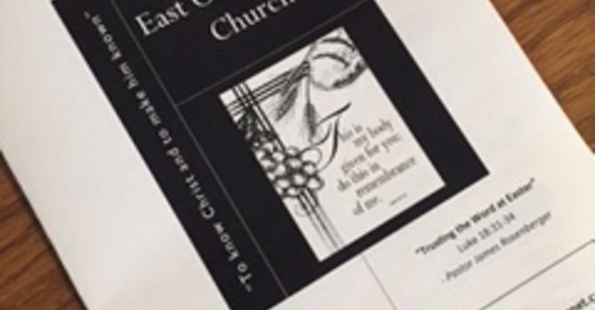 April 2, 2017 Church Website Bulletin image