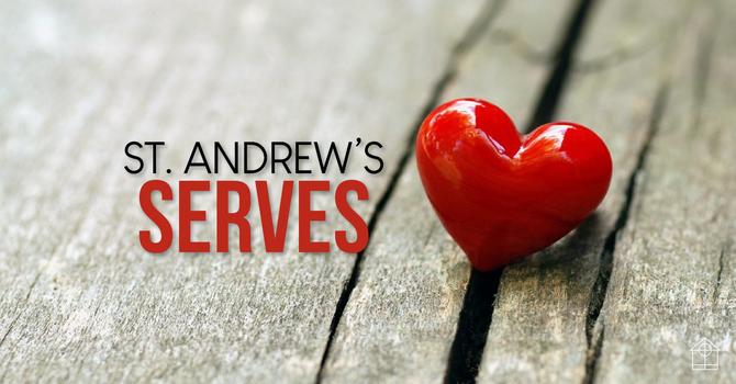 St. Andrew's Serves: Alpha  Matthew 9:1-13, 35-38