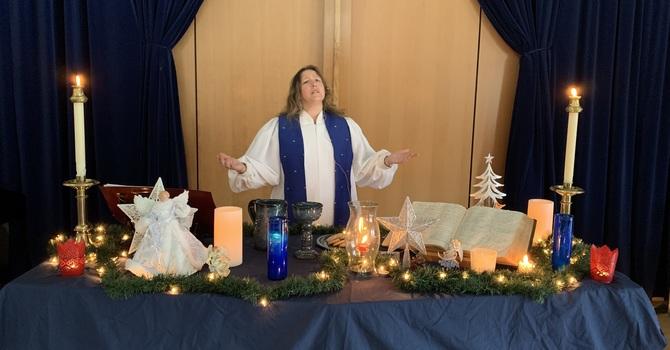 Advent 2 Service December 6th 2020 image