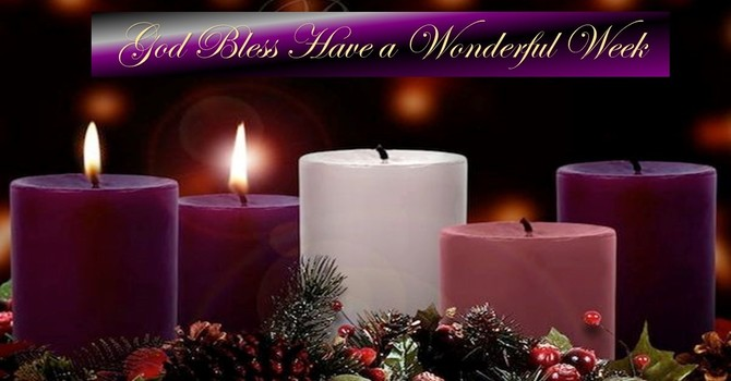 Sunday December 6 Message